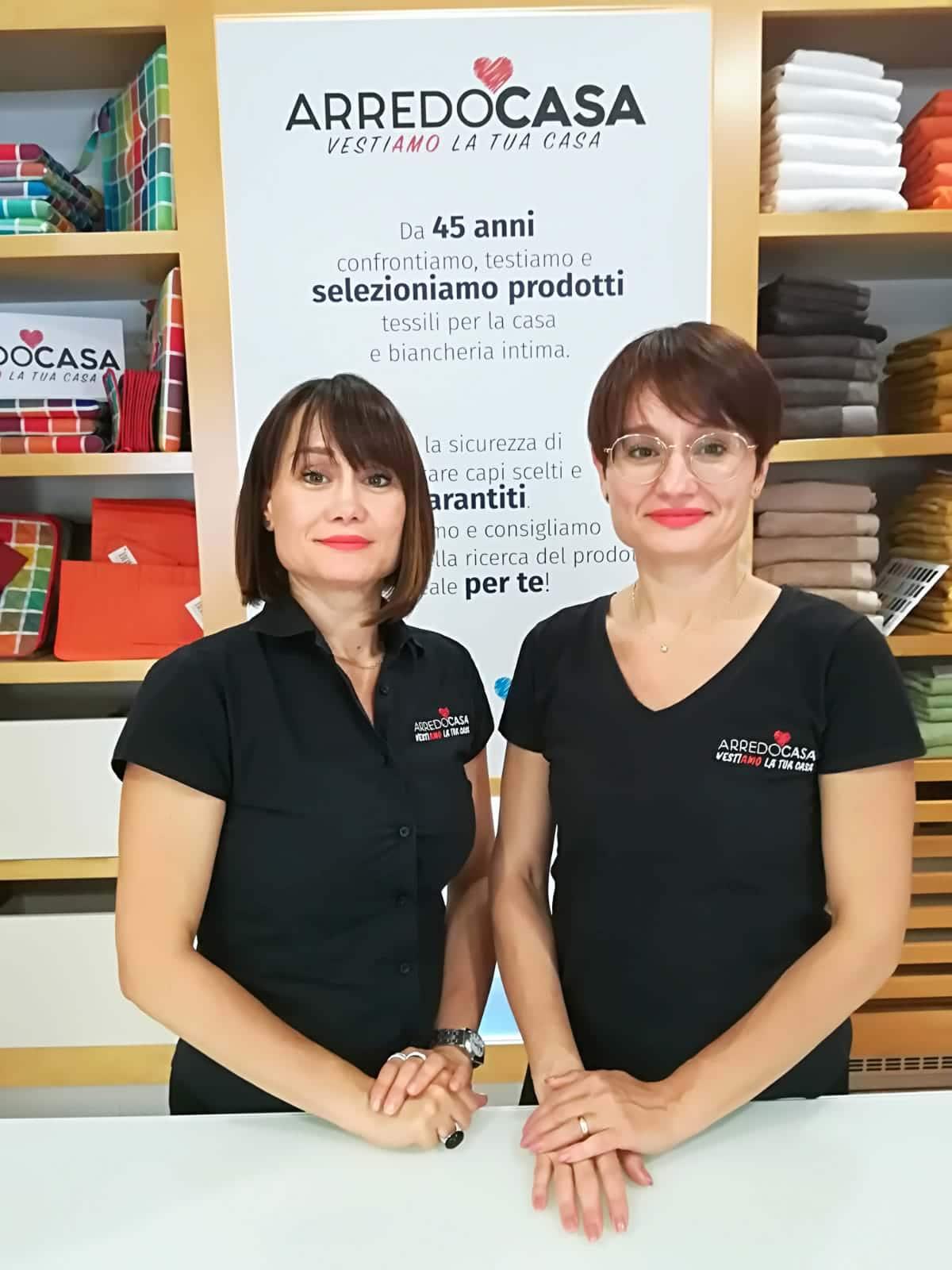 Valeria e Miriam Tagliaferri